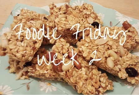 Foodie FridayWeek 2