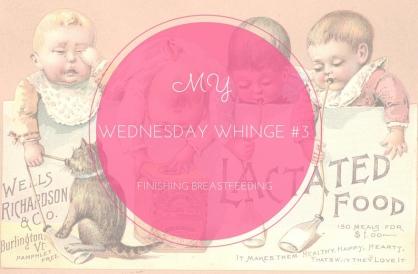 My Wednesday Whinge #3